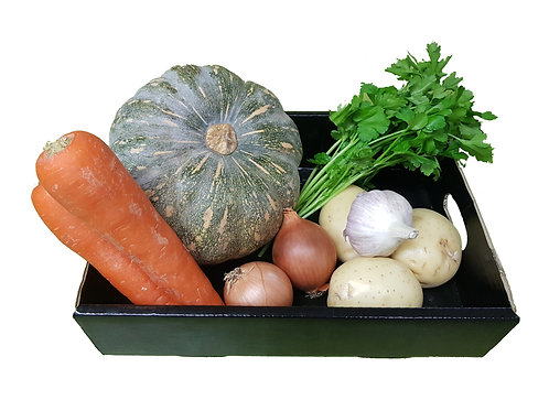 Pumpkin Soup Box - Non Organic