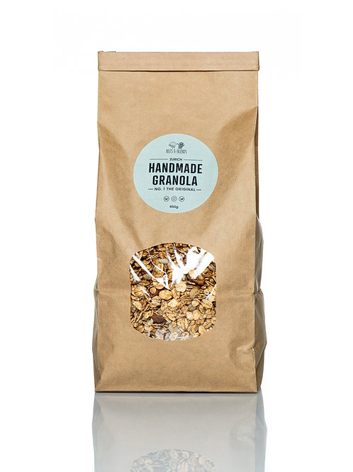 GRANOLA NO.1 THE ORIGINAL, 650g, Bio
