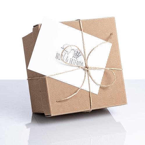 GESCHENK-BOX: GRANOLA, 300g, Bio