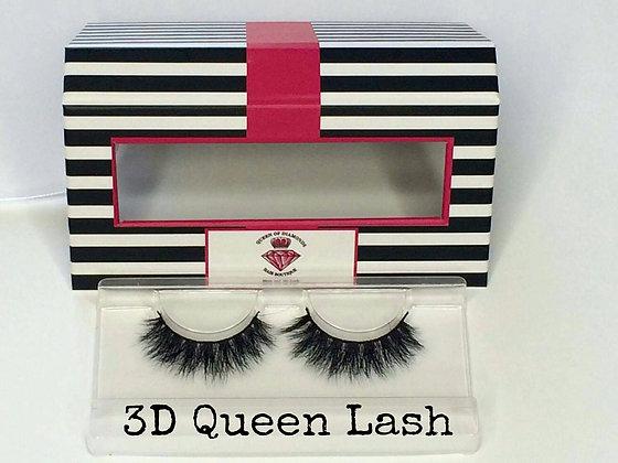 Queen008 3D Lashes