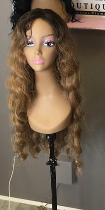 """HQ Porsha wig dirty blonde 24"""""""