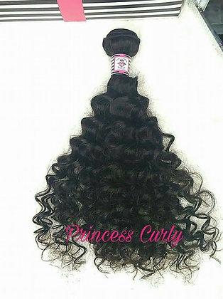 Princess Curly Virgin Hair Bundle Deal (3 Bundles)