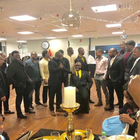 Mr. Mensah Birthday Celebration!