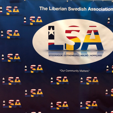 It was a party-blast in Stockholm as LSA hosted event.