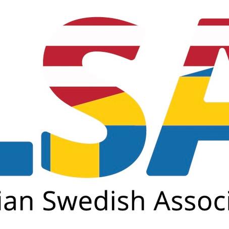 LSA Presents it's Logo!
