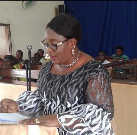 Why so soon Senator, Madam Geraldine Doe Sheriff? LSA extends condolences...