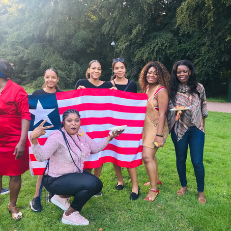 LSA Malmö Chapter Hosted 2019 Liberia National Flag Day Event in Sweden