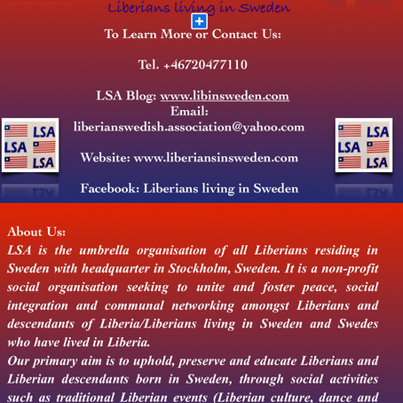 LSA has launched a new Info Card
