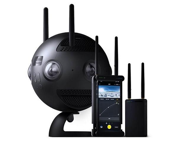 Insta360 Pro 360º camera
