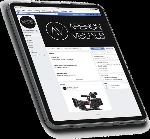 iPad Pro Facebook