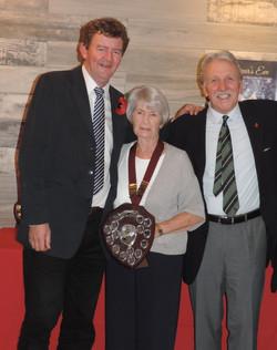 Burbery Trophy winners - S Cartwright_P Livingstone