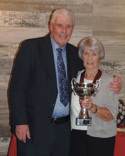 Richards Cup Winner - D Lawrence