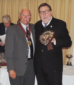 Burbery Trophy Winner