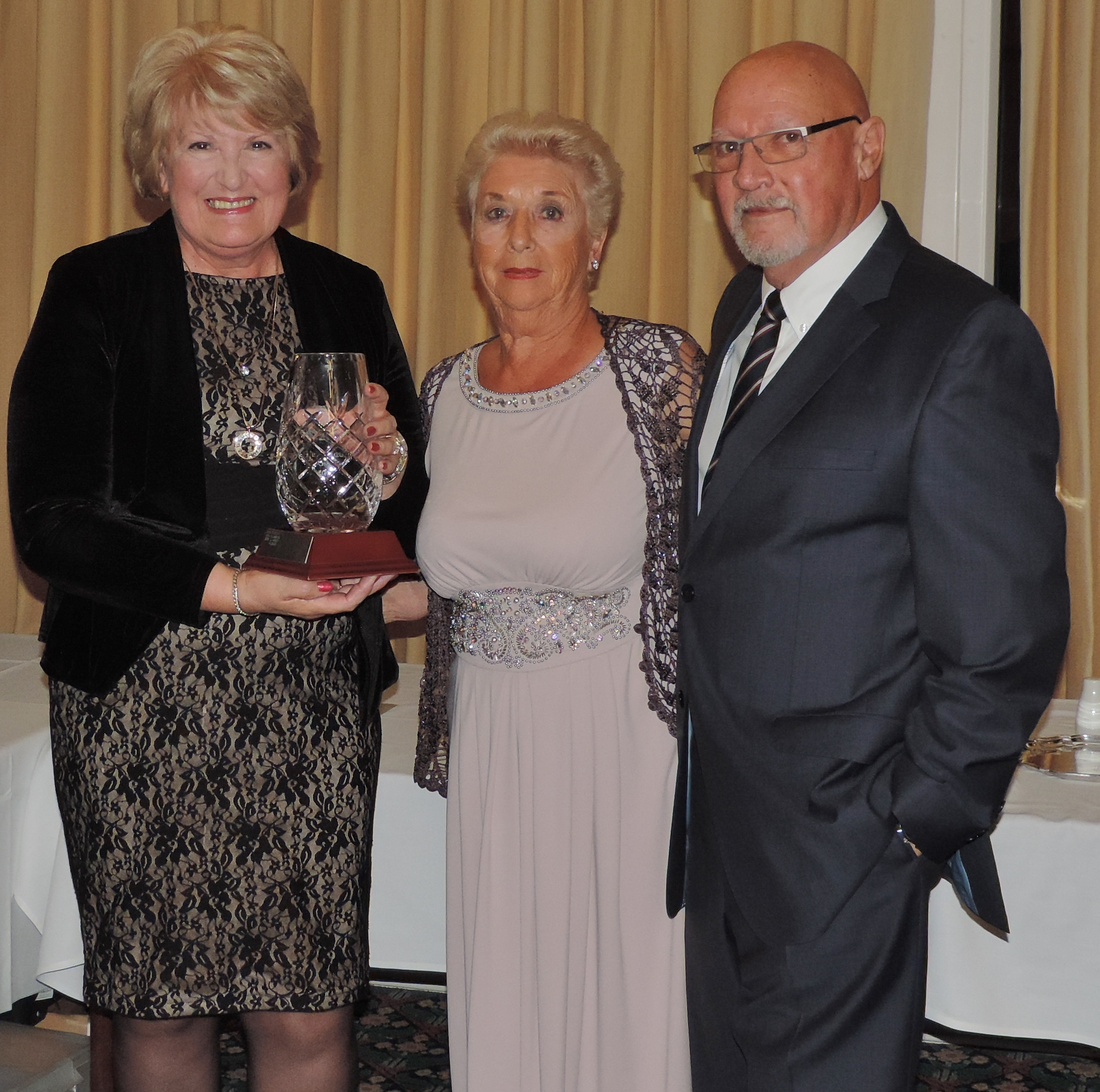 Barry Hubbard Vase Winners