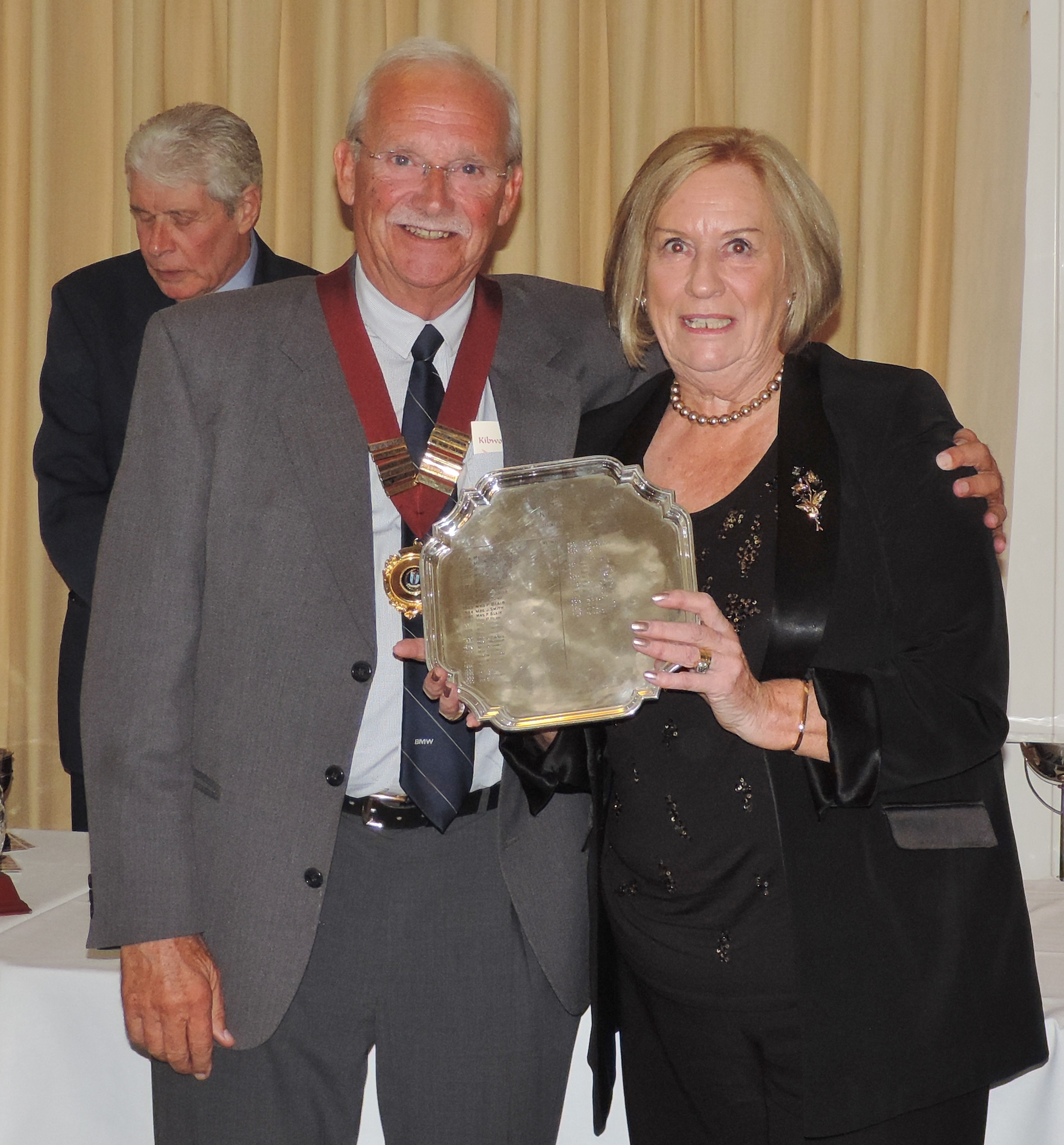 Miriam Gavin Plate Winner