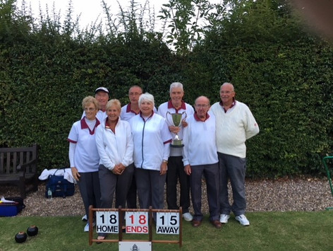 Springer Cup winning team