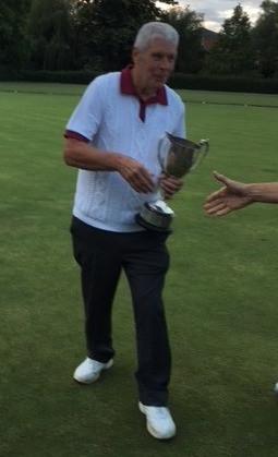 Winner of Springer Cup