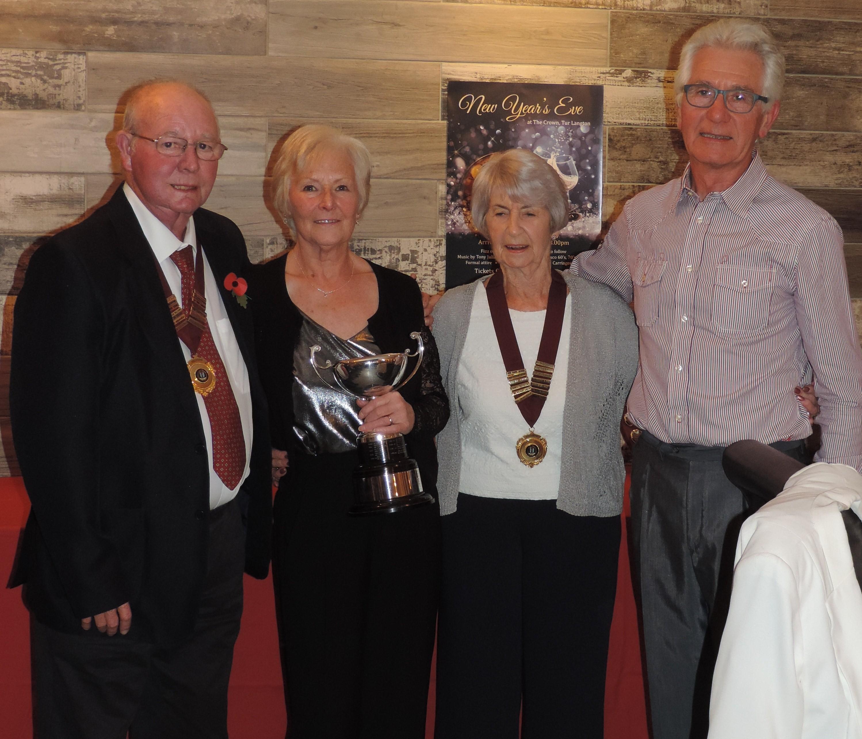 Hollingsworth Cup winners - J Butler_C Clarke