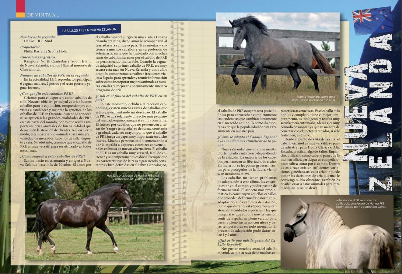 Ecuestre Magazine