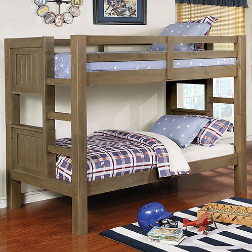 KINDRED Imprad Twin/Twin Bunk Bed