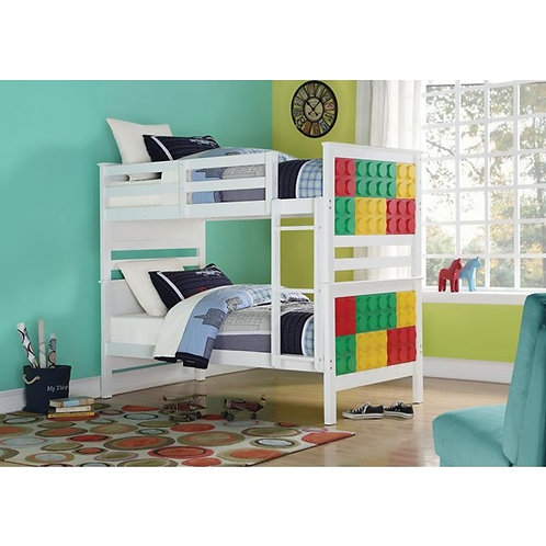 Playground All Twin/Twin Bunk Bed