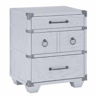 Orchest All Nightstand Gray