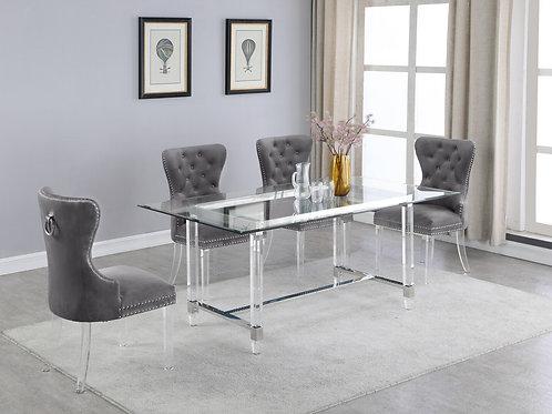 Best Q D212-DT Glass/Acrylics Table