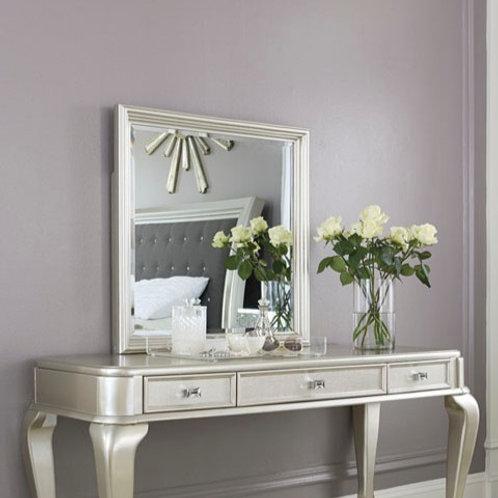Coralayne Angel Silver Vanity Mirror