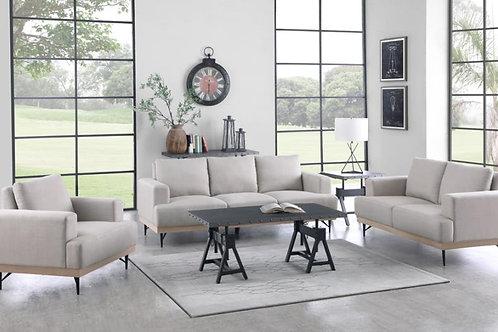 Kester Cali Beige Linen Sofa