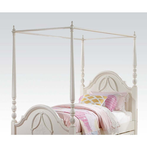 Dorothy All Twin Canopy - Optional Ivory