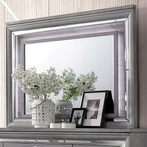 ALANIS Imprad LED Light Gray Mirror