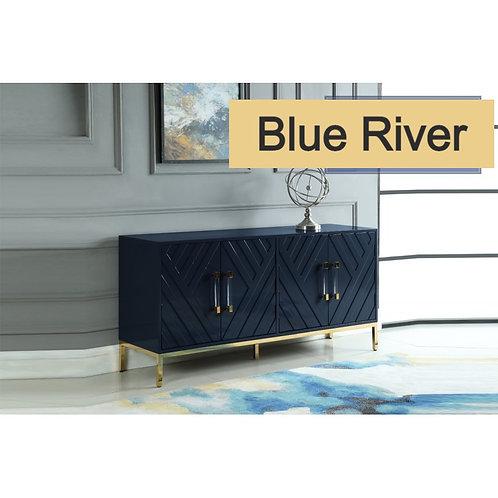 Blue River T1942 Navy SIDEBOARD