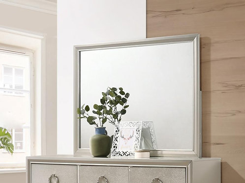 Cali Salford Glam Metallic Sterling Mirror