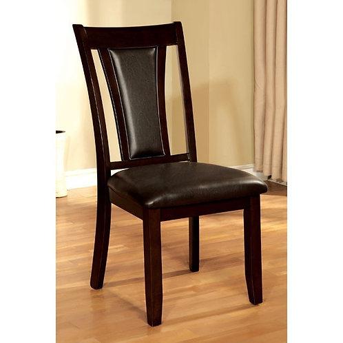 BRENT Imprad Dark Cherry Chair