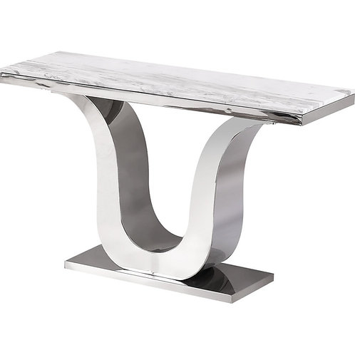 Best CT29 MarbleTop Console Table