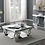 Thumbnail: Avonlea Cali Sofa Table Mirrored