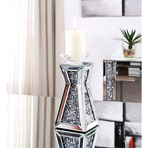 97617 All Candle Holder Mirrored