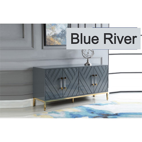Blue River T1942 Gray SIDEBOARD