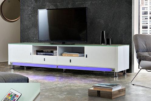 Dream 99 TV Stand White Modern