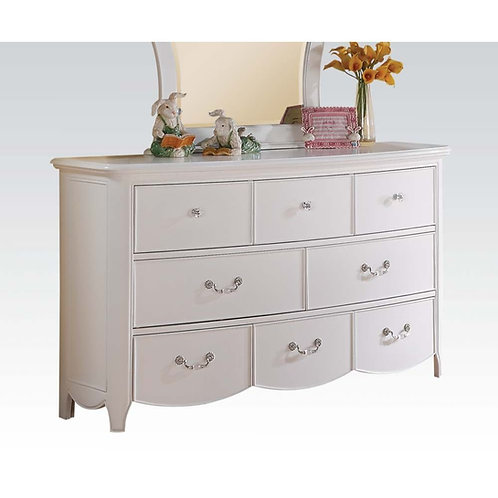 Cecilie All Dresser White
