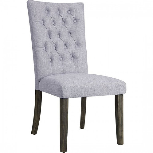 Merel All Gray Side Chair