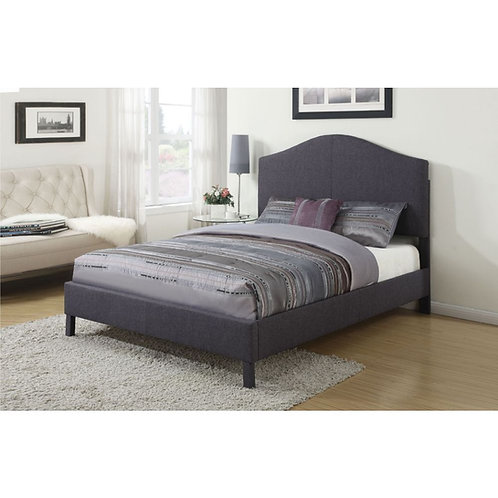 Clyde All Bed Gray Linen