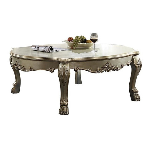848 All Gold Coffee Table