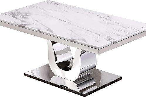 Best CT27 MarbleTop Coffee Table