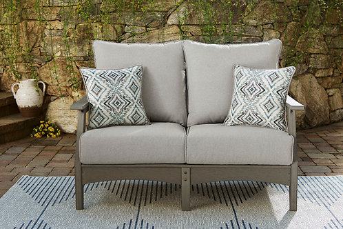 Visola Angel Outdoor Loveseat with Cushion