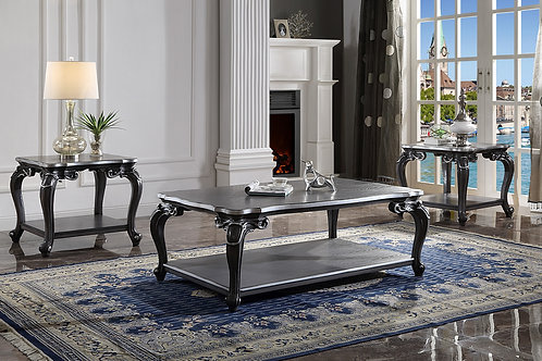 All House of Delphine Charcoal Coffee Table
