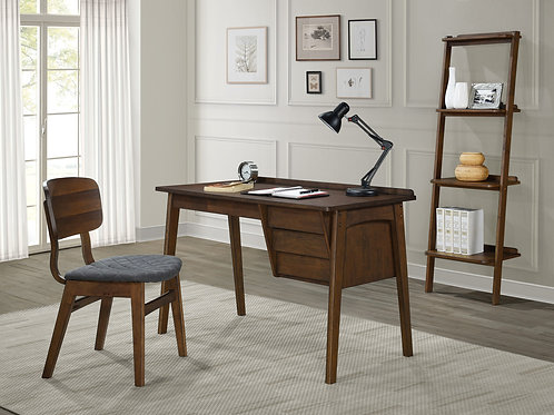 Henry Calix Mid-Modern Century Desk and Chair