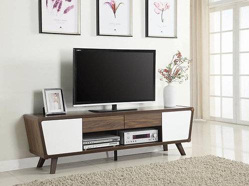 700793 Cali TV Console Dark Walnut