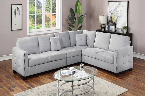 4-PC SECTIONAL SET TAUPE PORT 8824