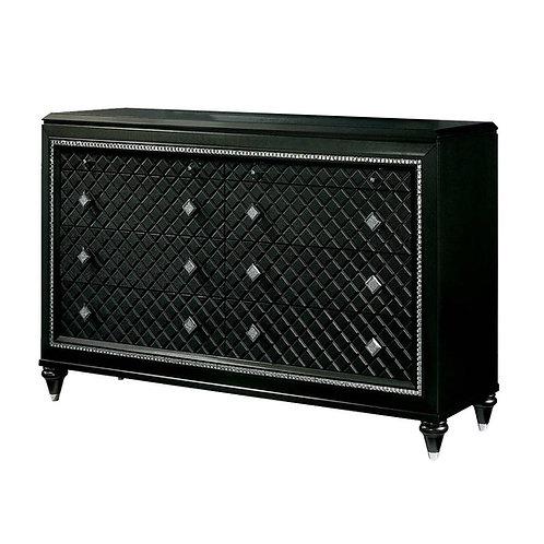 DEMETRIA Imprad Black Dresser
